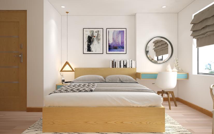 thiết kế nội thất chung cư giá rẻ 16