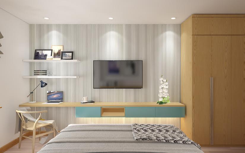 thiết kế nội thất chung cư giá rẻ 17