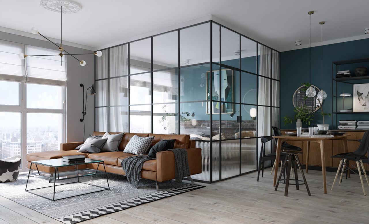 thiết kế nội thất chung cư giá rẻ 19