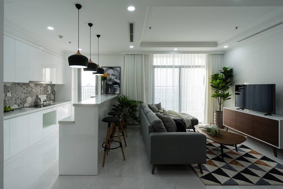thiết kế nội thất chung cư giá rẻ 2