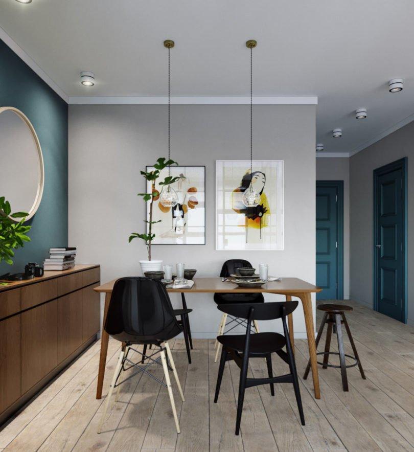 thiết kế nội thất chung cư giá rẻ 20