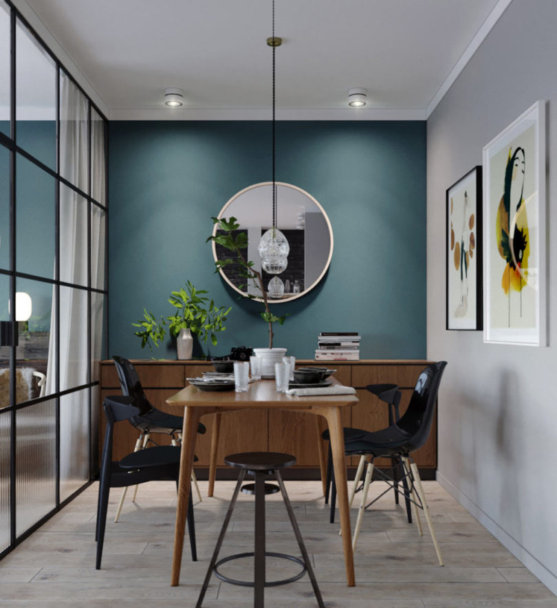 thiết kế nội thất chung cư giá rẻ 21