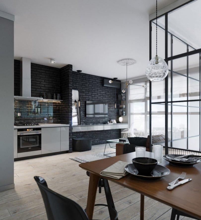 thiết kế nội thất chung cư giá rẻ 22