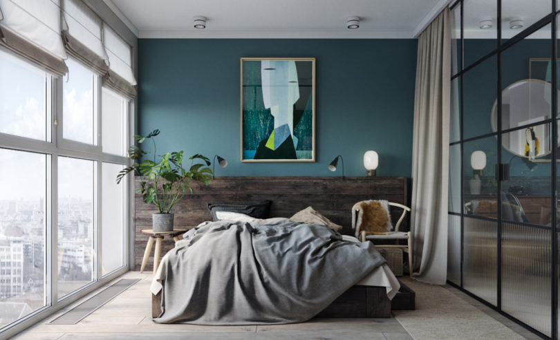 thiết kế nội thất chung cư giá rẻ 23