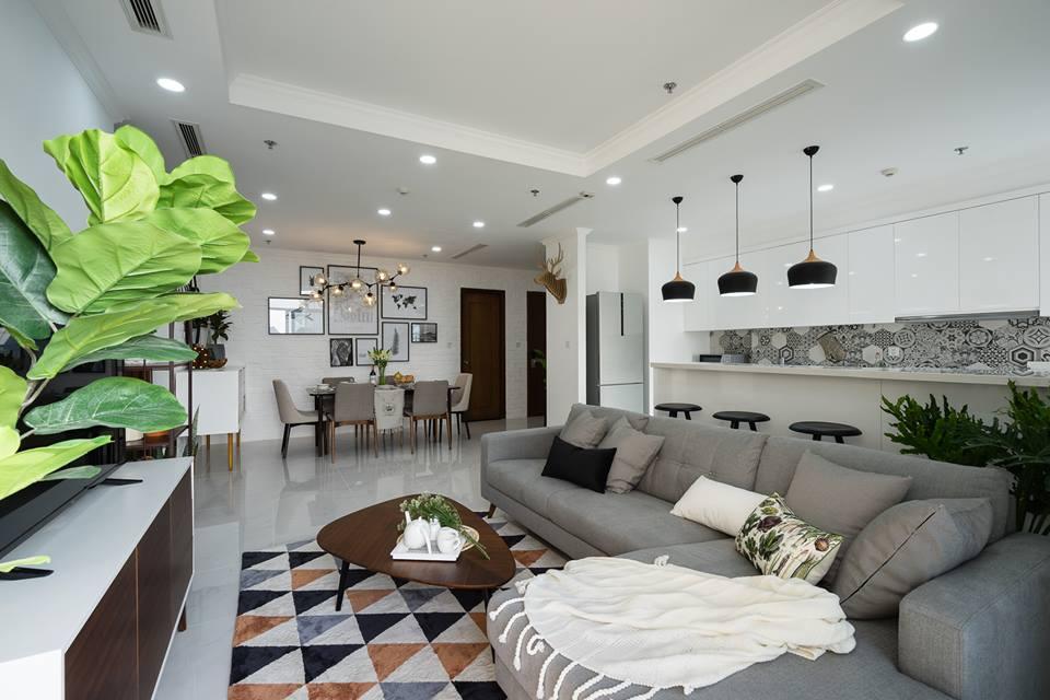 thiết kế nội thất chung cư giá rẻ 3