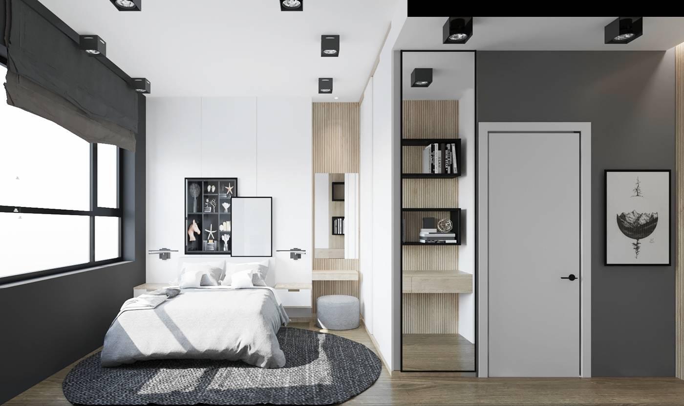 thiết kế nội thất chung cư giá rẻ 30