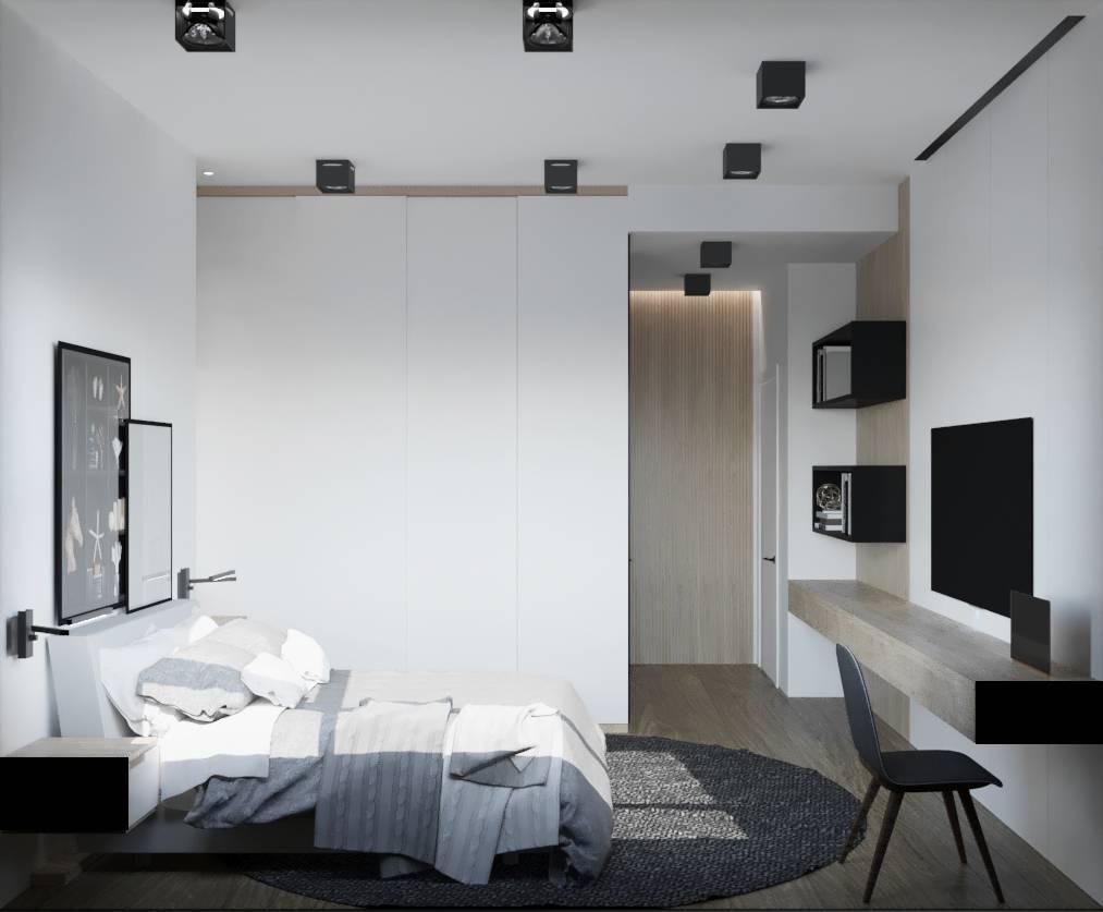 thiết kế nội thất chung cư giá rẻ 31