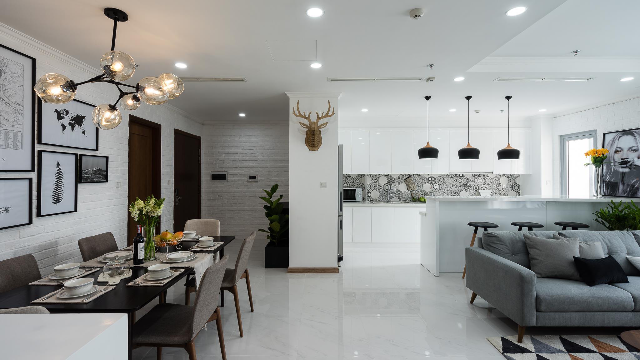thiết kế nội thất chung cư giá rẻ 4