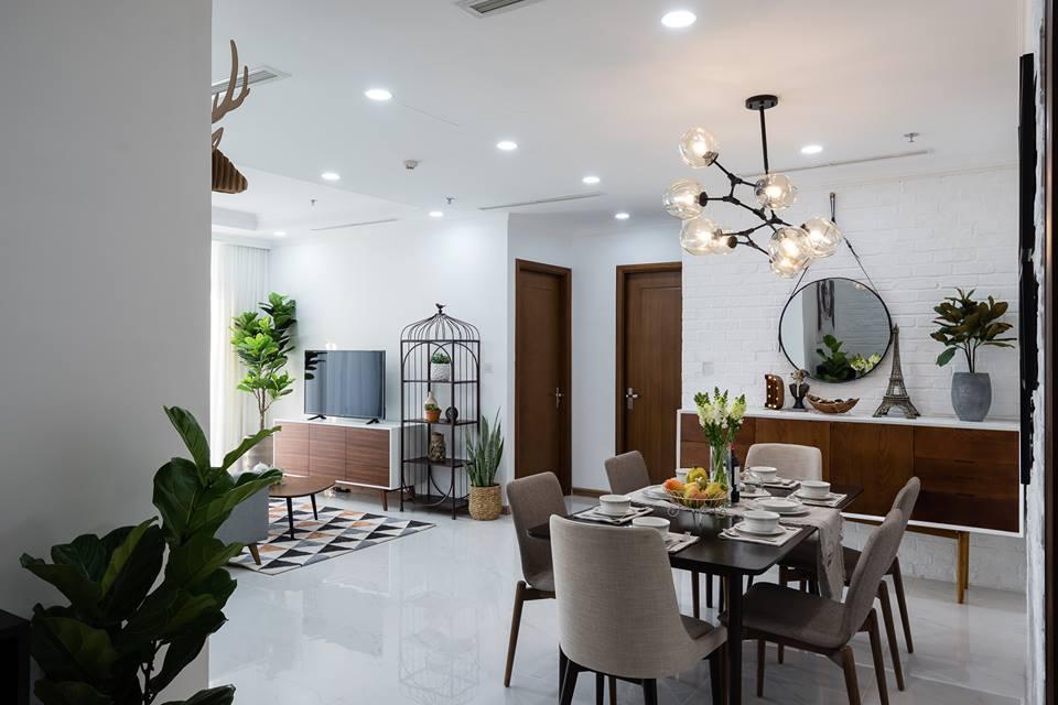 thiết kế nội thất chung cư giá rẻ 6