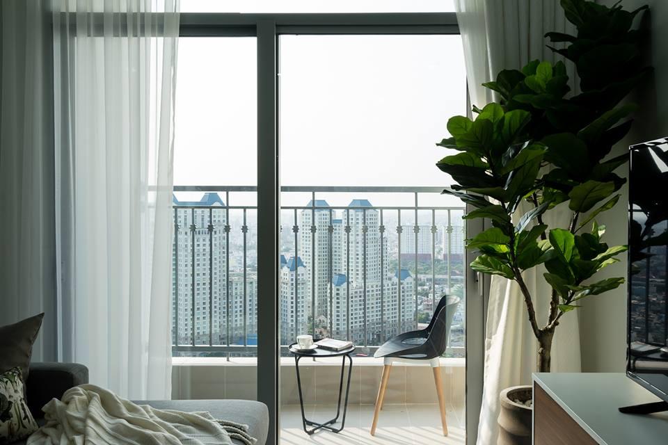 thiết kế nội thất chung cư giá rẻ 9