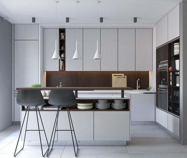 thiết kế nội thất chung cư nhỏ 60m2 22