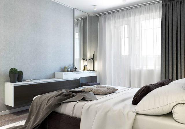 thiết kế nội thất chung cư nhỏ 60m2 25