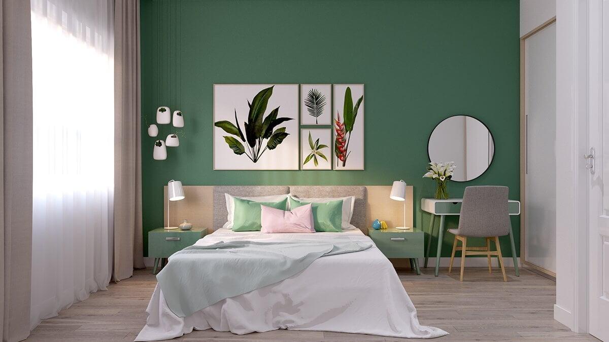 thiết kế nội thất chung cư nhỏ 40m2 8