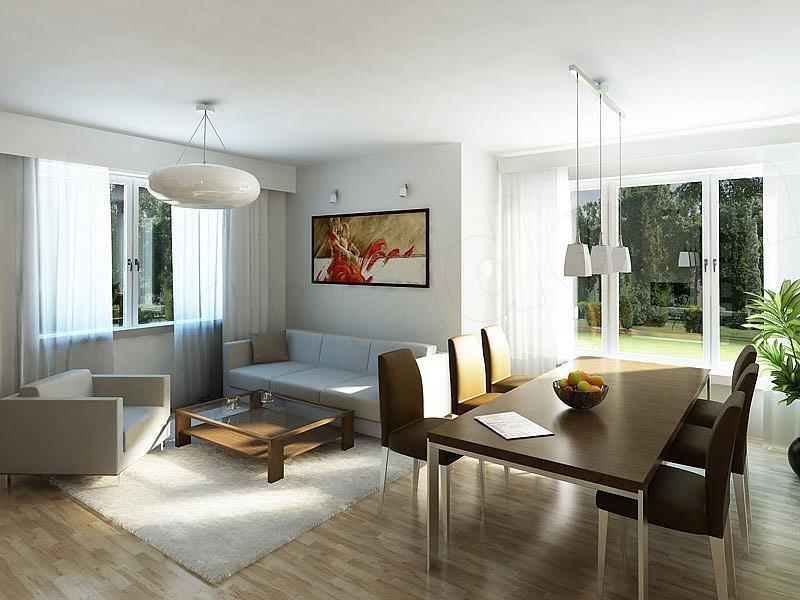 thiết kế nội thất mẫu nhà 1 tầng đơn giản 3