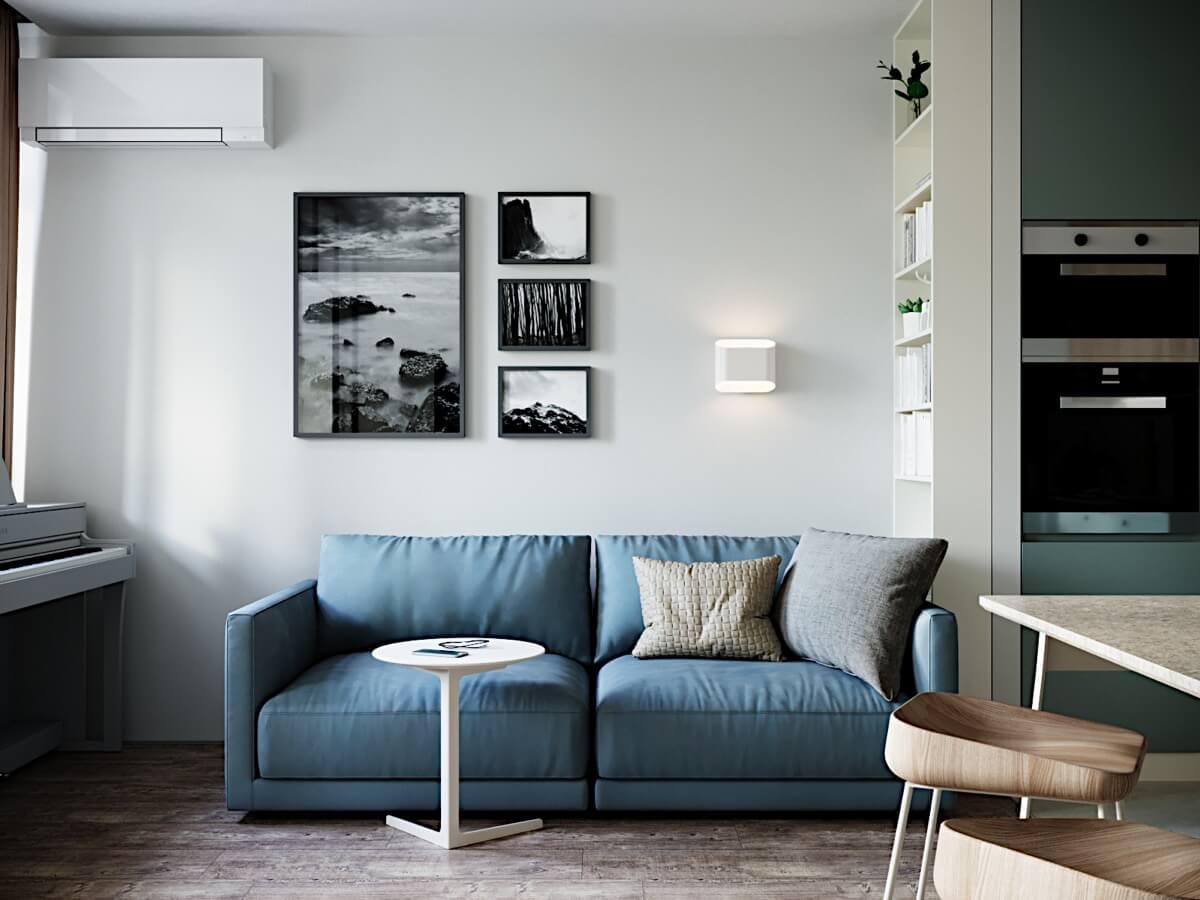 phong cách thiết kế nội thất nhà chung cư