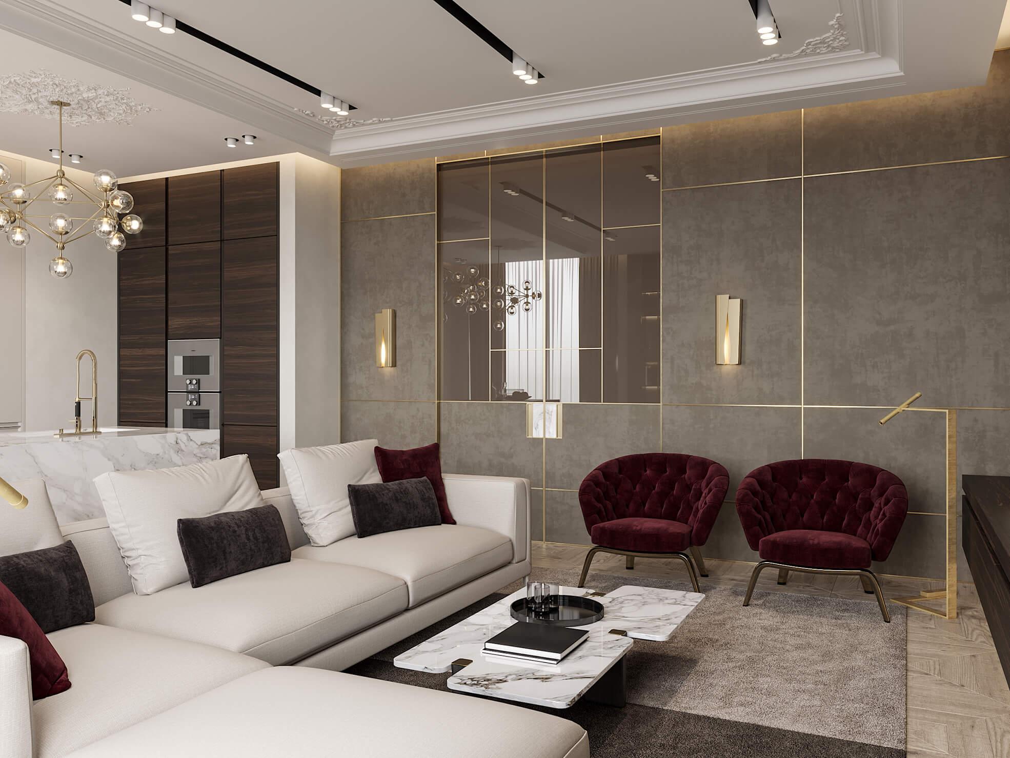 phong cách thiết kế nội thất nhà chung cư đẹp nhất hiện nay 9