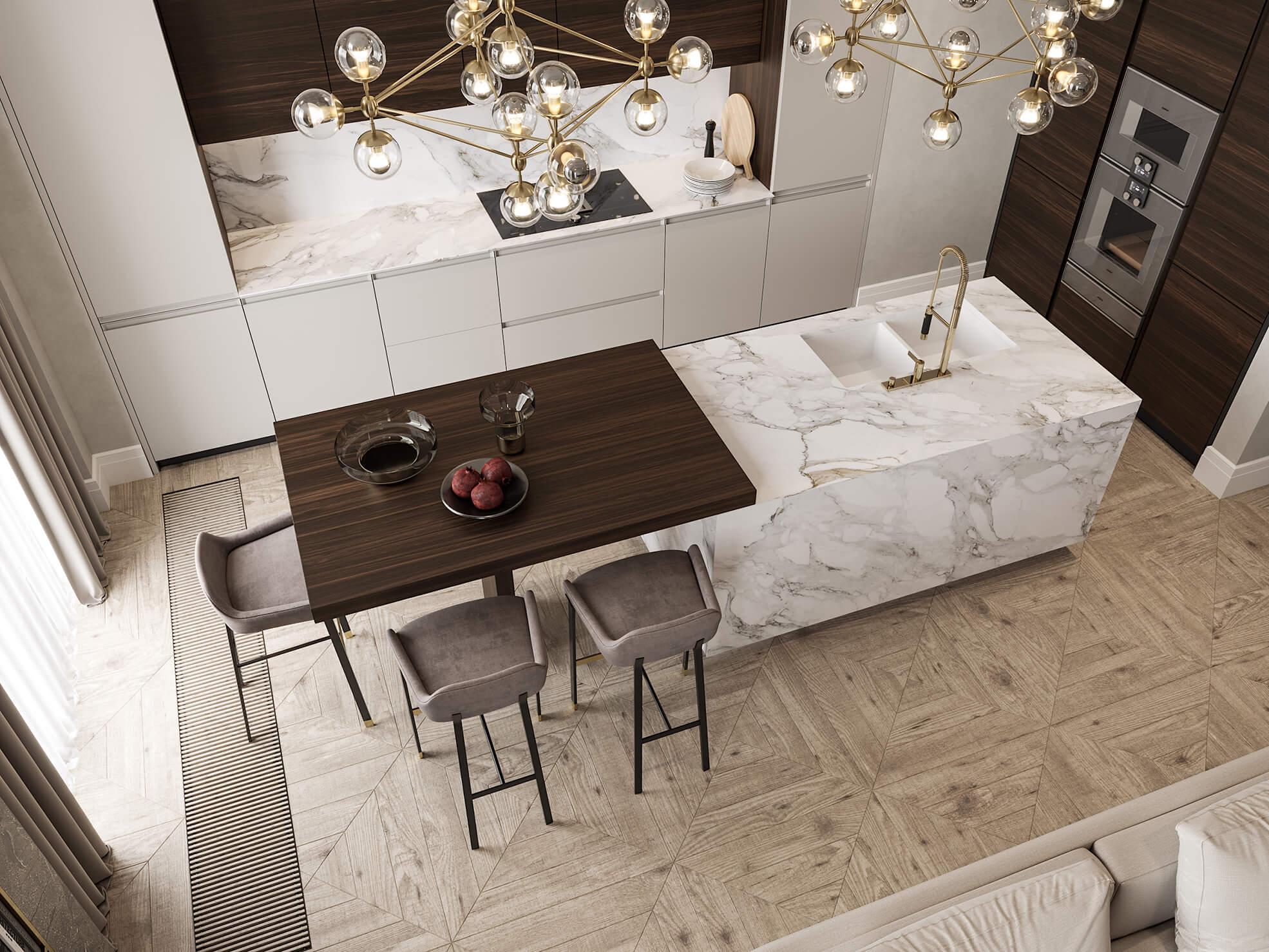 phong cách thiết kế nội thất nhà chung cư đẹp nhất hiện nay 10