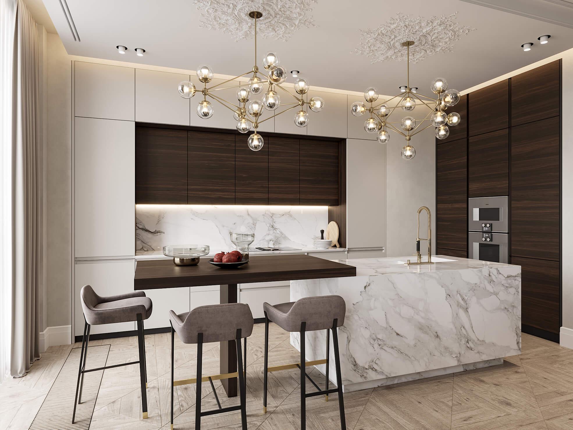 phong cách thiết kế nội thất nhà chung cư đẹp nhất hiện nay 11