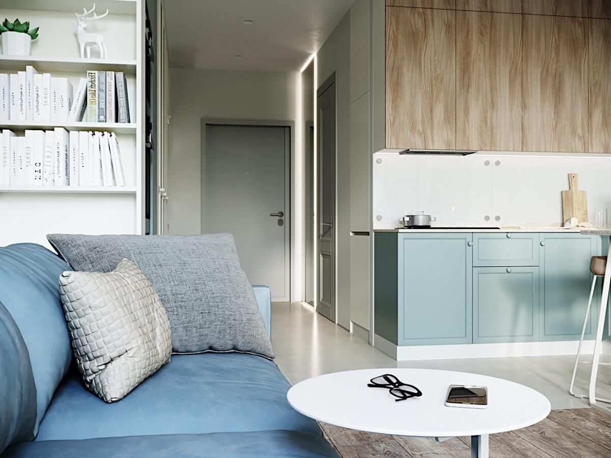 phong cách thiết kế nội thất nhà chung cư đẹp nhất hiện nay 2