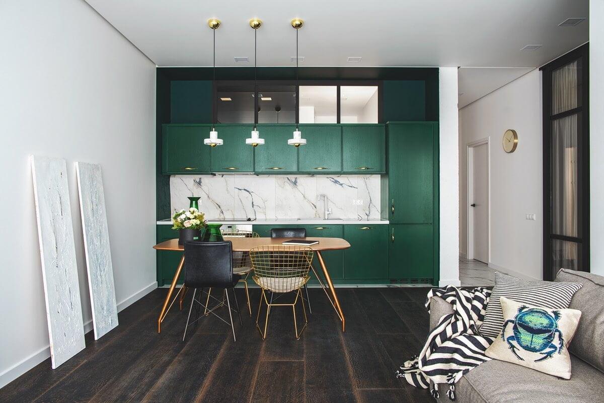 phong cách thiết kế nội thất nhà chung cư đẹp nhất hiện nay 18