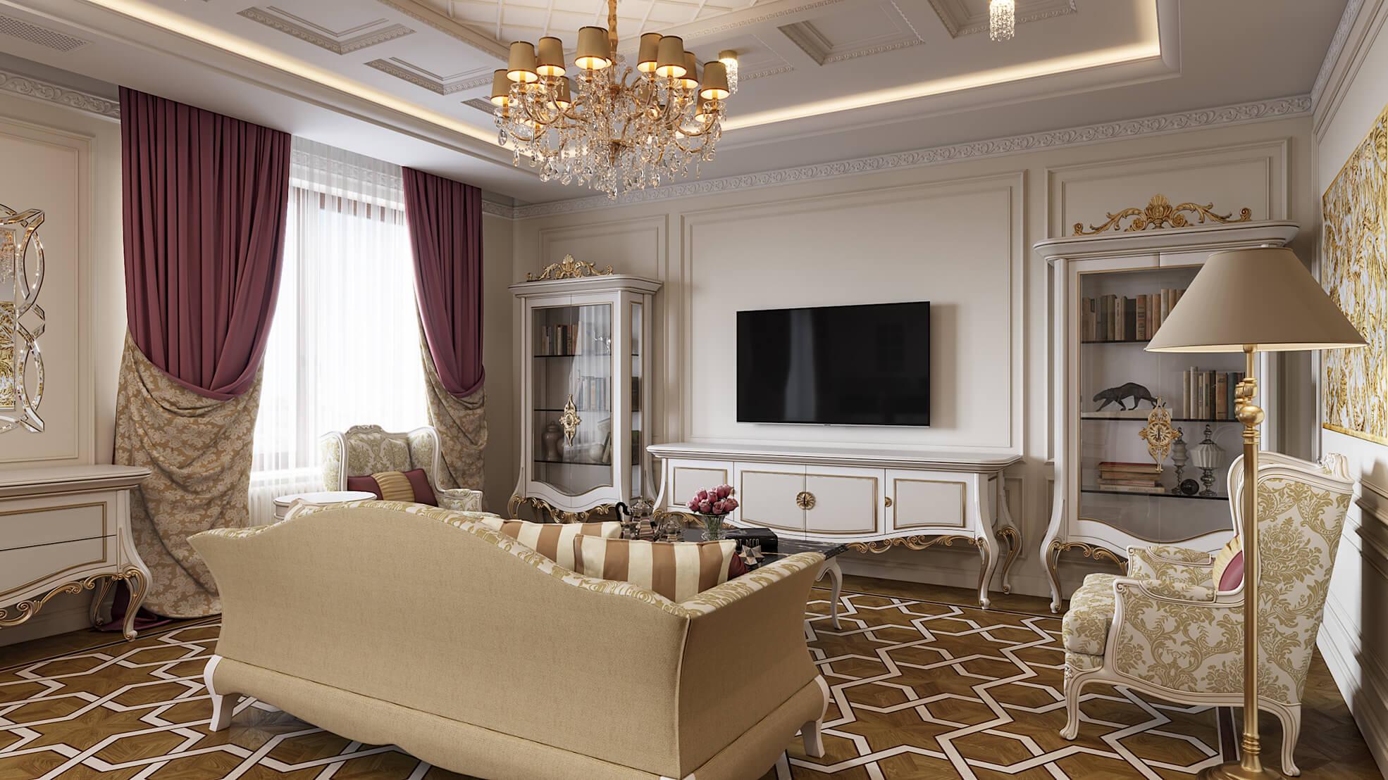 phong cách thiết kế nội thất nhà chung cư đẹp nhất hiện nay 24