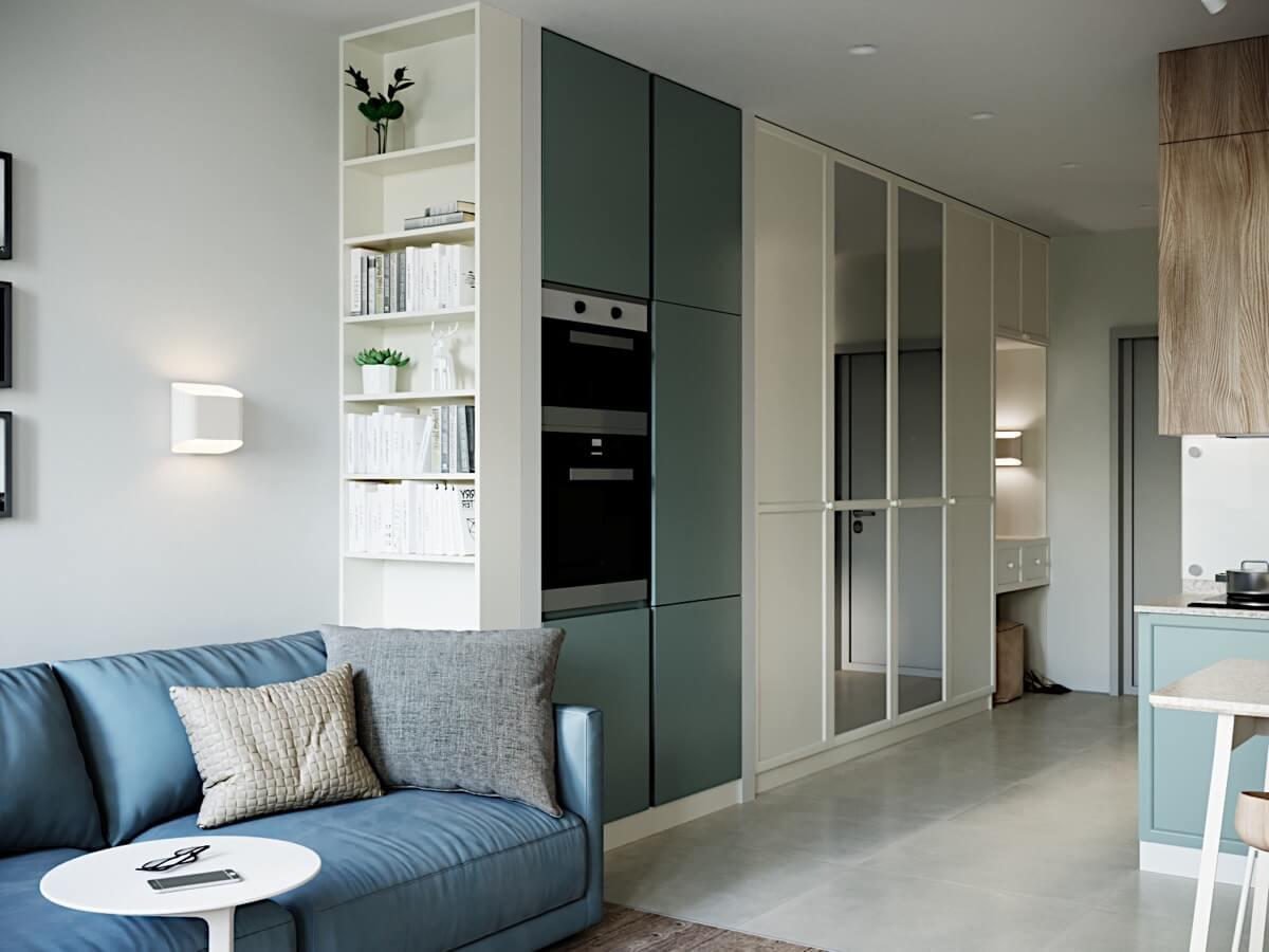 phong cách thiết kế nội thất nhà chung cư đẹp nhất hiện nay 3