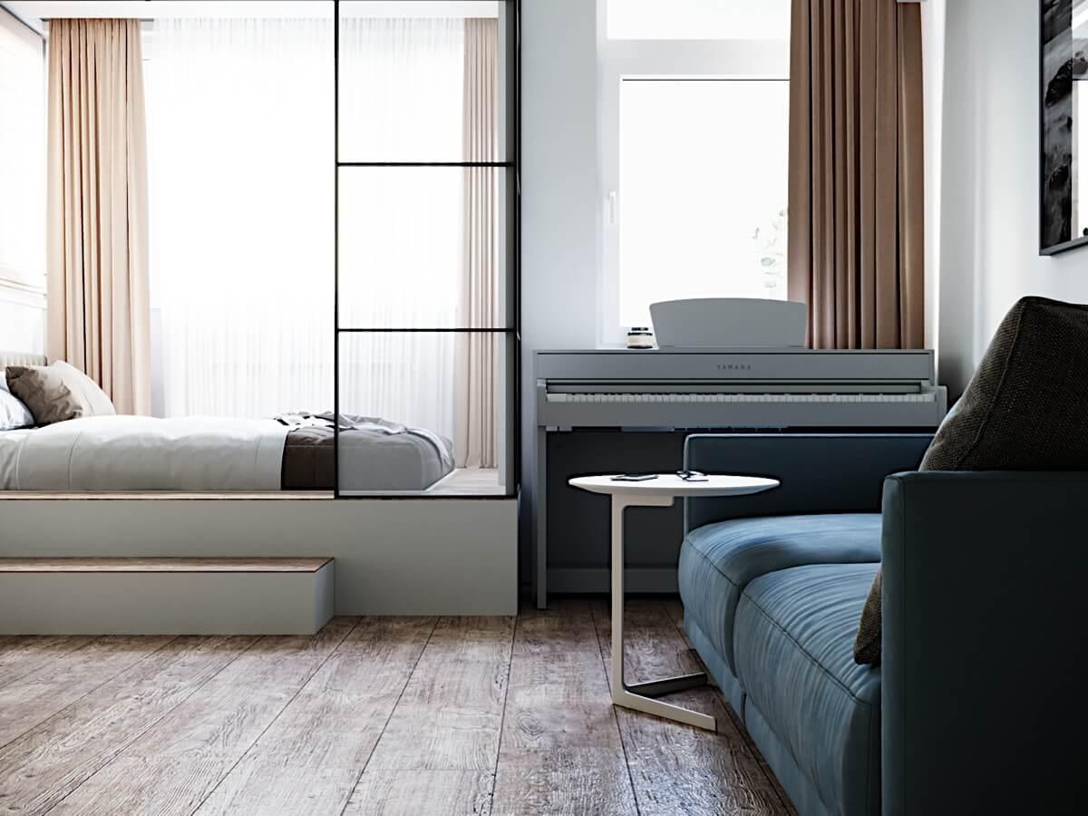 phong cách thiết kế nội thất nhà chung cư đẹp nhất hiện nay 5