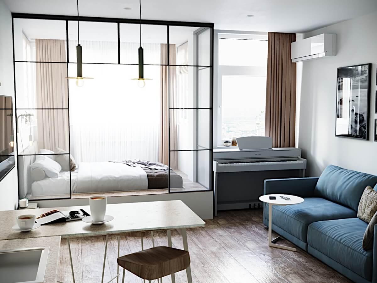 phong cách thiết kế nội thất nhà chung cư đẹp nhất hiện nay 6