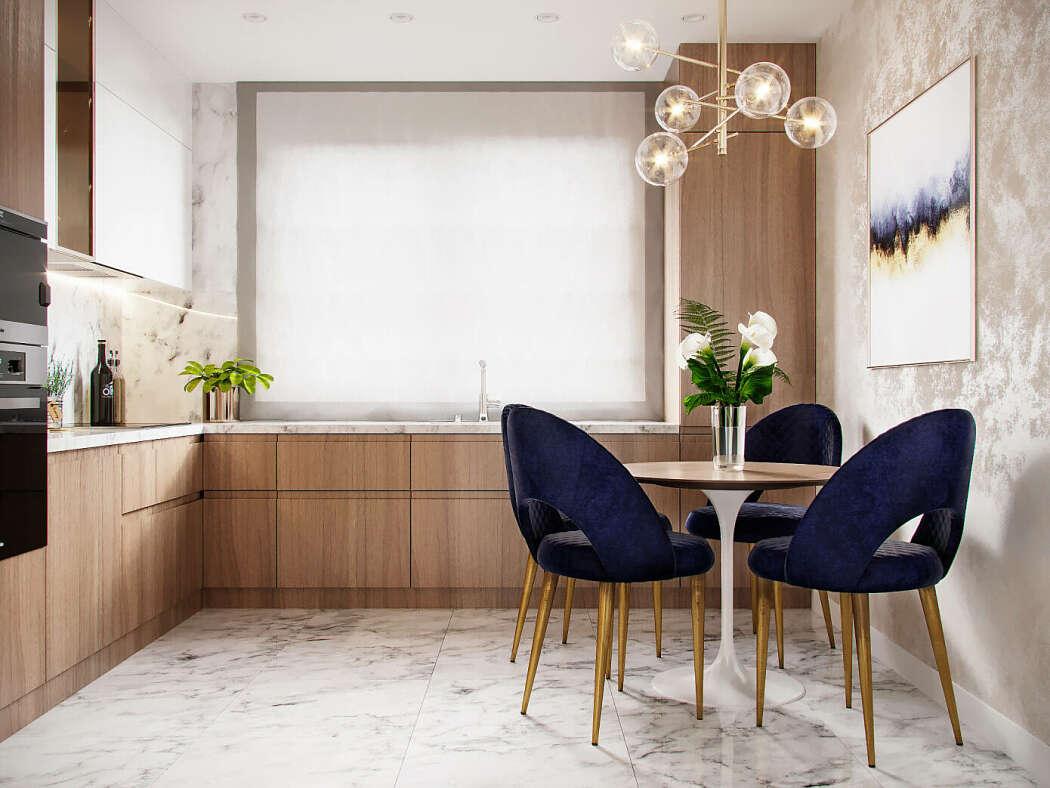 thiết kế nội thất nhà phố 4