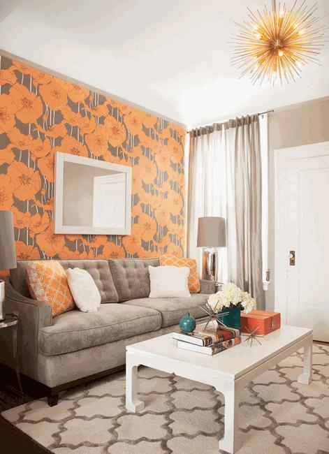 thiết kế phòng khách nhỏ 1