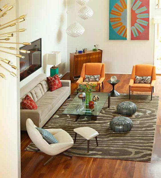 thiết kế phòng khách nhỏ 10