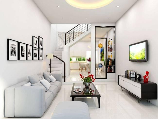thiết kế phòng khách nhỏ 11