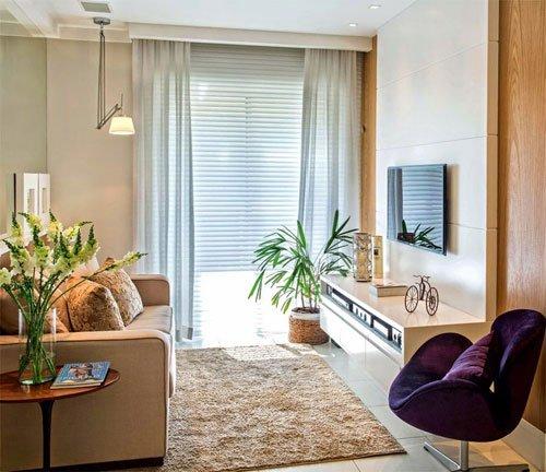 thiết kế phòng khách nhỏ 18