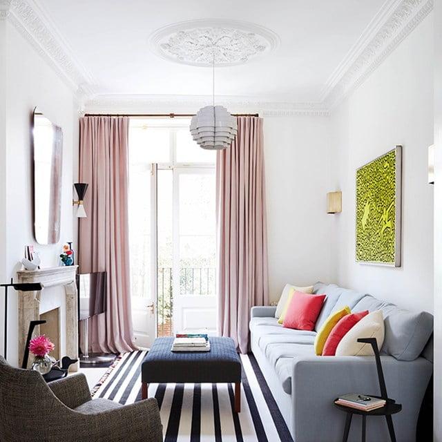 thiết kế phòng khách nhỏ 20