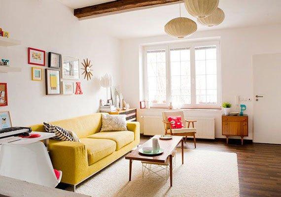 thiết kế phòng khách nhỏ 2