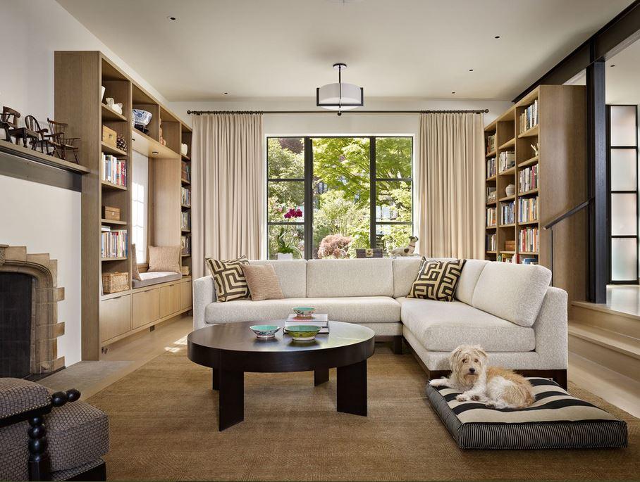 thiết kế phòng khách nhỏ 3
