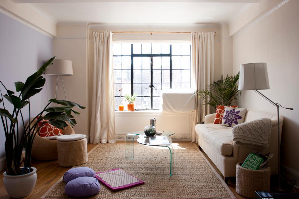 thiết kế phòng khách nhỏ 4
