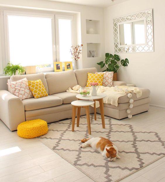 thiết kế phòng khách nhỏ 5