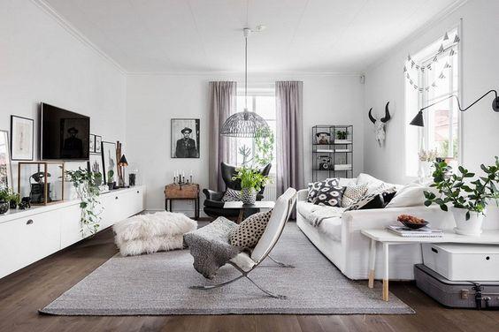 thiết kế phòng khách nhỏ 8