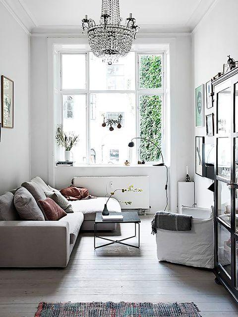 thiết kế phòng khách nhỏ 9