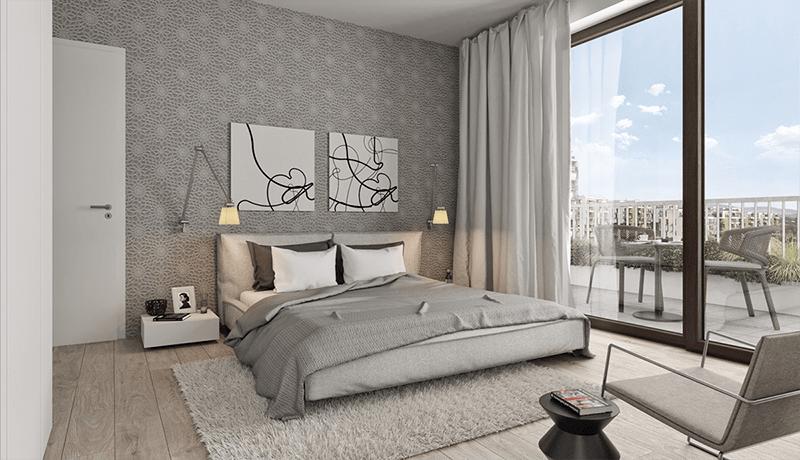 thiết kế phòng ngủ đơn giản 16