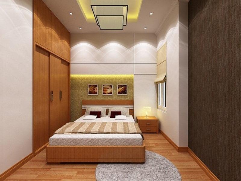 thiết kế phòng ngủ đơn giản 1