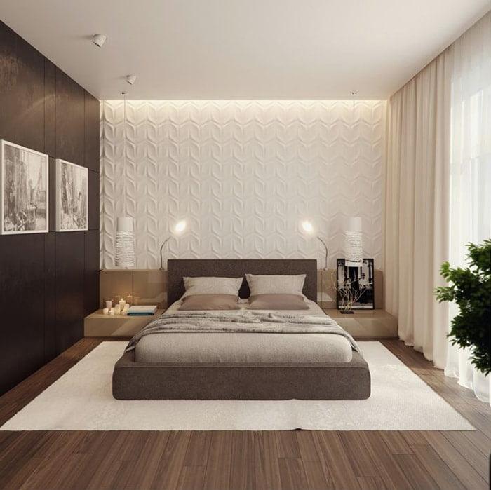 thiết kế phòng ngủ đơn giản 17