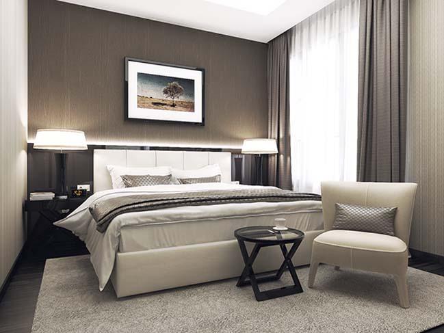 thiết kế phòng ngủ đơn giản 21