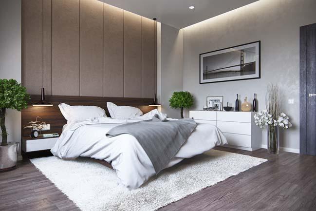 thiết kế phòng ngủ đơn giản 22