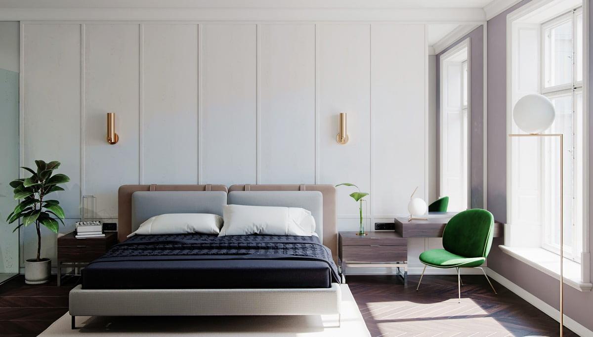 thiết kế phòng ngủ đơn giản 23
