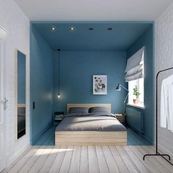 thiết kế phòng ngủ đơn giản 6