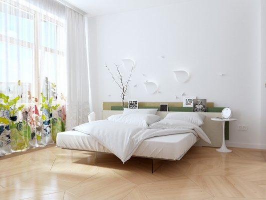 thiết kế phòng ngủ đơn giản 27