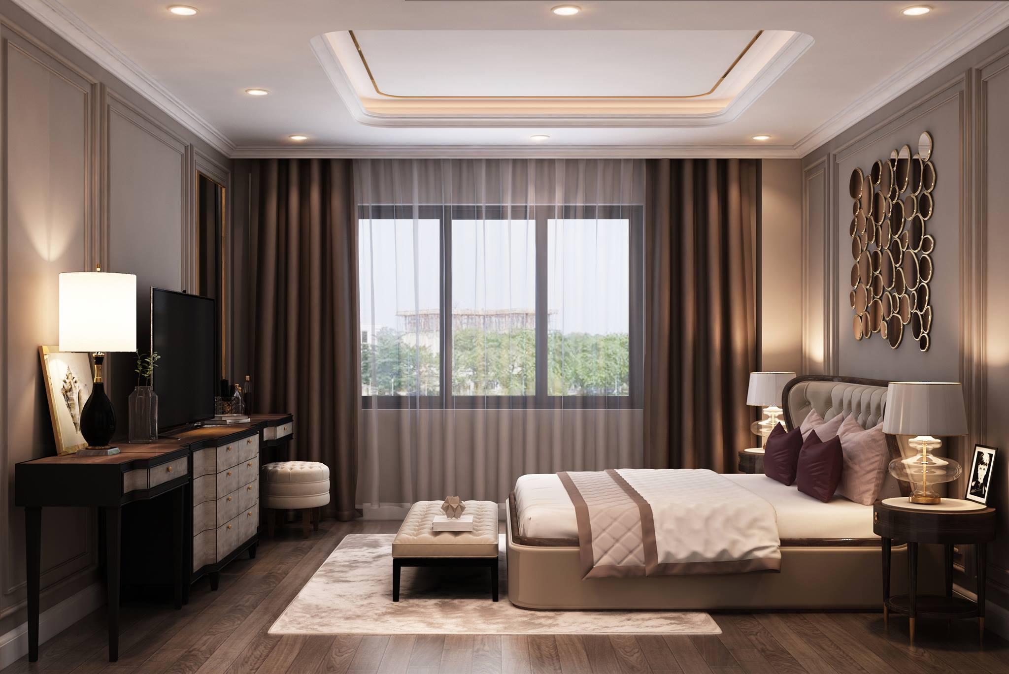 thiết kế phòng ngủ đơn giản 13