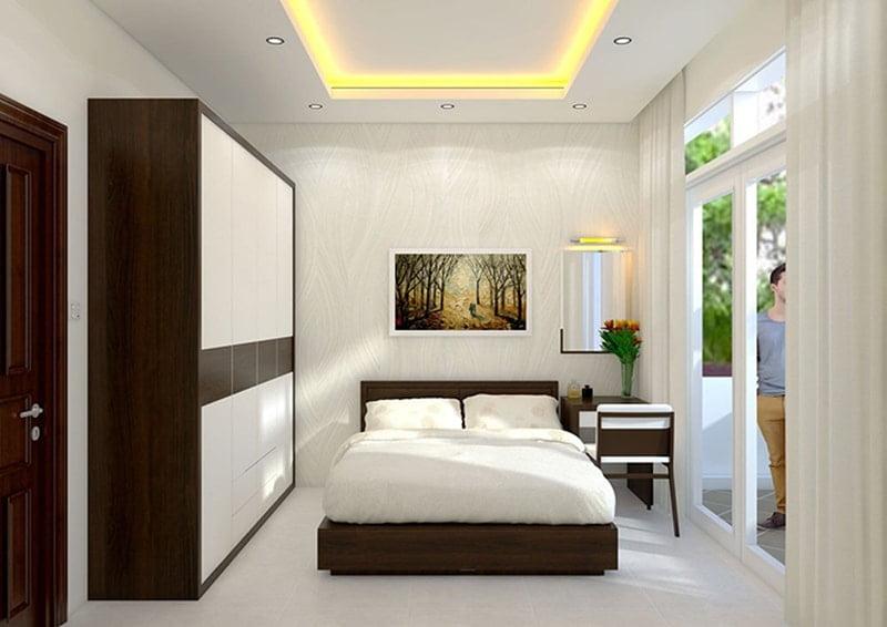thiết kế phòng ngủ đơn giản 14